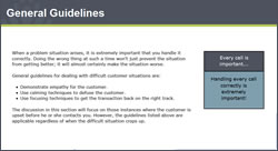 Dealing with Difficult Customer Situations Online Course Screenshot