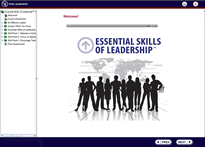 Management Courses Online - Sample Screenshot